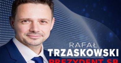 Trzaskowski Prezydent SB