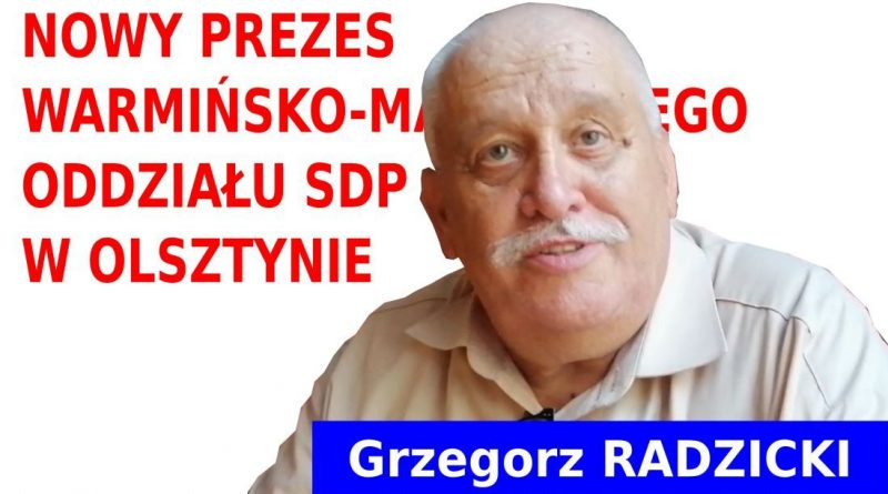 Grzegorz Radzicki z Ornety - 02.07.2020