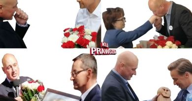 Paweł Pakuła - Olsztyńska wręczarka - Wybory 2020