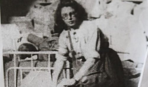 Barbara Burczyńska ps. Isia