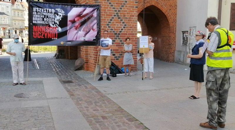 Pro-Prawo do Życia - Olsztyn 13.08.2020