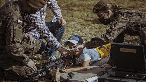 20.09.2020 - Piknik w Zagajach - fot. DWOT