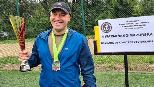 Bieg na orientację - Mistrzostwa WOT 2020
