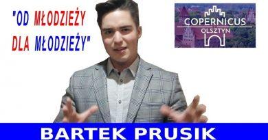 Copernicus Olsztyn - Bartek Prusik