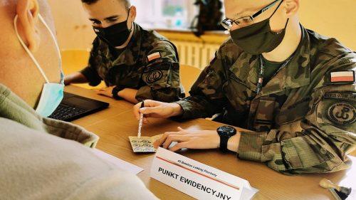 Szkolenie wyrównawcze Terytorialsów - Ósemka (2)