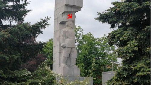 Szubienice w pełnej letniej krasie - Olsztyn Czerwone Miasto