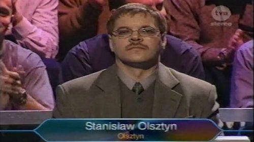Milionerzy - Stanisław Olsztyn