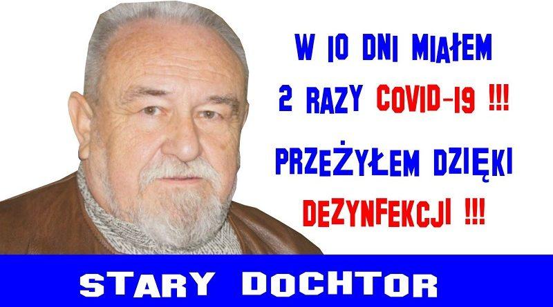 Stary Dochtor - COVID-19