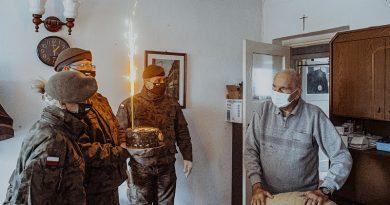 Por. Jerzy Kwietniewski - fot. WOT