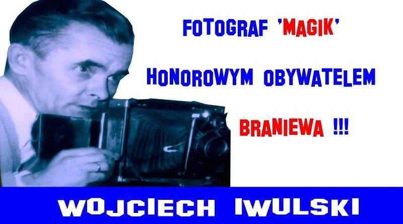 Wojciech Iwulski - Fotograf