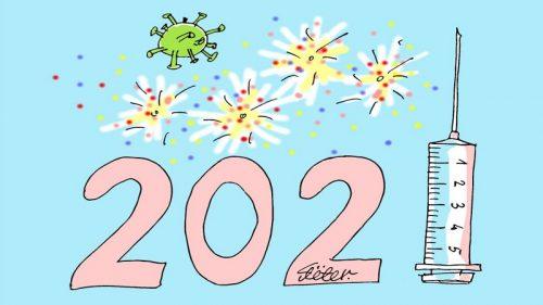 2021 - Piszczako na Nowy Rok