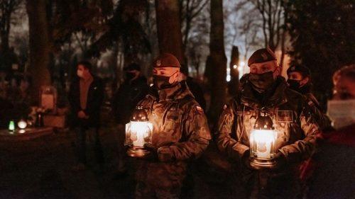 Dzień Pamięci o Poległych i Zmarłych w Misjach - 21.12.2020 - fot. J. Ćwiklewski