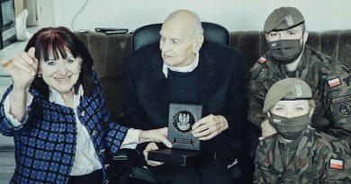 95 urodziny kapitana Adama Jaworskiego