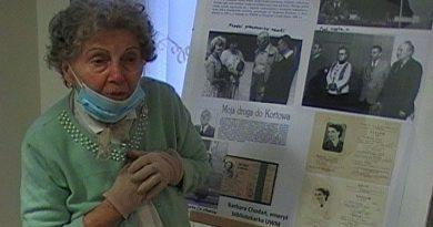 Barbara Chodań wspomina studia na WSR w Olsztynie