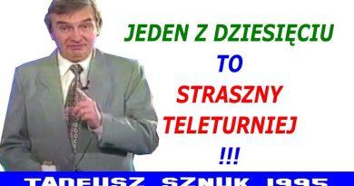 Jeden z dziesięciu - Tadeusz Sznuk