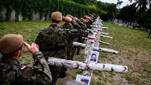 Terytorialsi pamiętają - Powązkowska Łączka