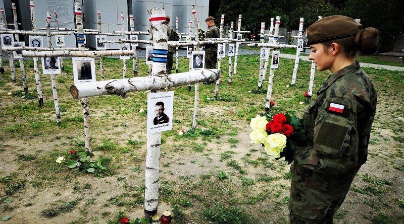 Terytorialsi pamiętają o Bohaterach antykomunistycznego podziemia