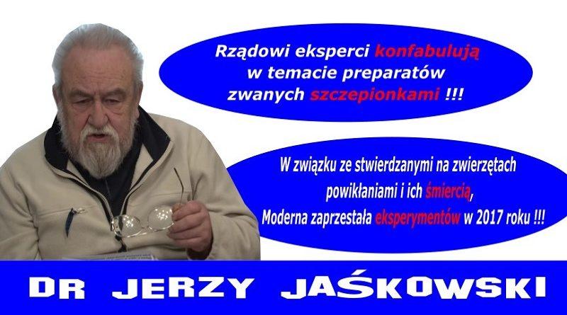 Jerzy Jaśkowski - Rządowi eksperci