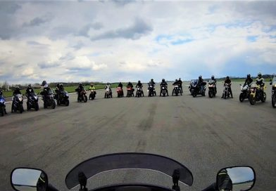 Rajd Weterana - Motocykliści - fot. DWOT