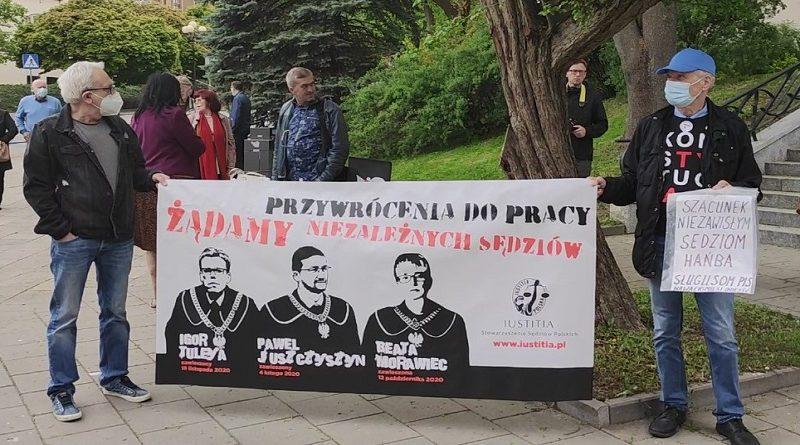 Dzień Solidarności z Represjonowanymi Sędziami