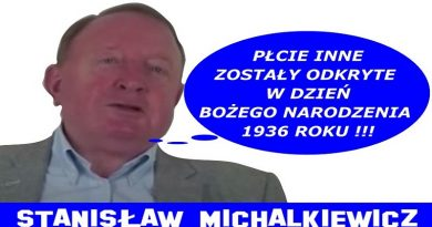 Płcie inne - Stanisław Michalkiewicz