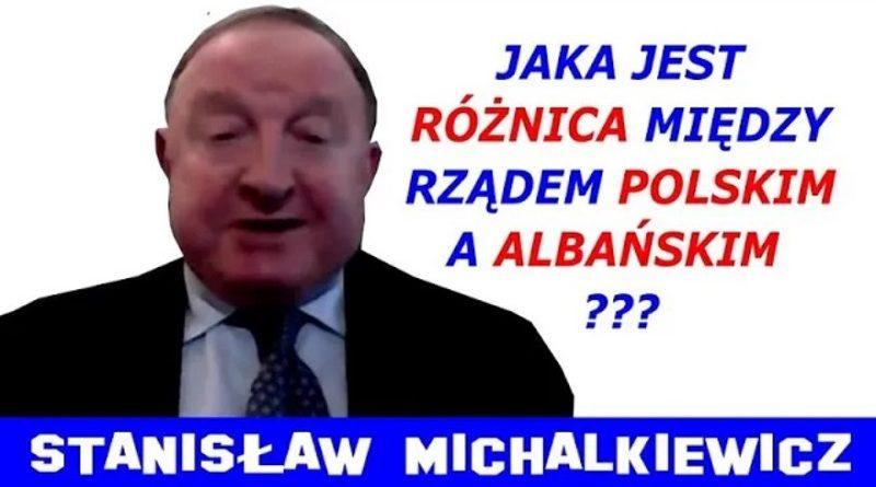 Jaka jest różnica - Stanisław Michalkiewicz