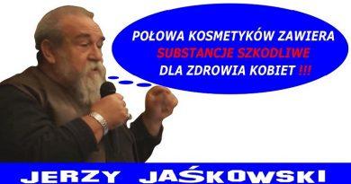 Połowa kosmetyków - Jerzy Jaśkowski