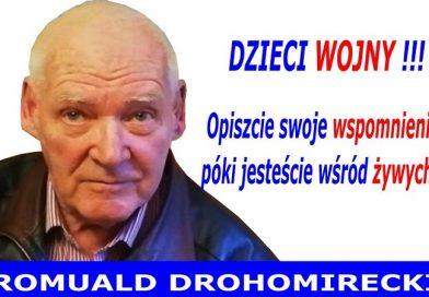 Dzieci Wojny - Romuald Drohomirecki