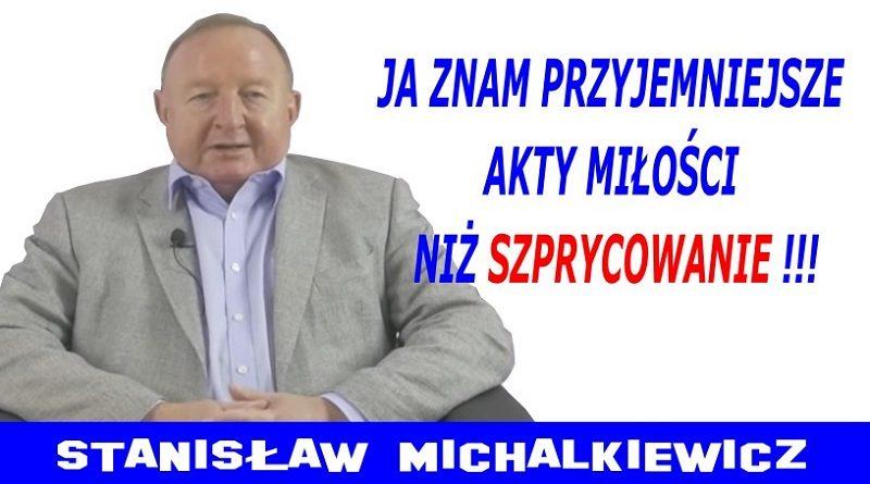 Akty miłości - Stanisław Michalkiewicz