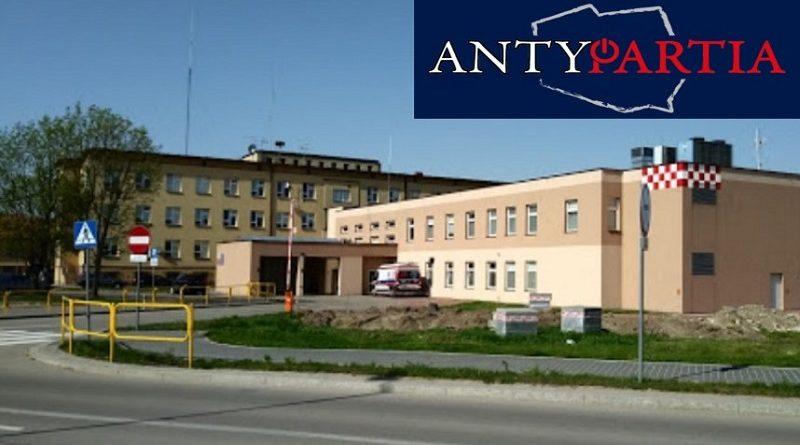 Wysokie Mazowieckie - Szpital